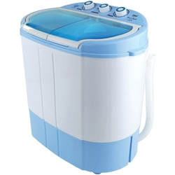 Category: Dropship Household, SKU #PYRPUCWM22, Title: Pyle Home PUCWM22 Compact and Portable Washer and Spin Dryer