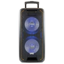 Category: Dropship Musical Instruments, SKU #QFXPBX100, Title: QFX PBX-100 Bluetooth Portable Party Sound System