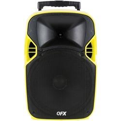 Category: Dropship Sound, SKU #QFXPBX6000, Title: QFX PBX-6000 12