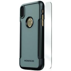 SaharaCase C-A-IX-BK/GY Classic Protective Kit for iPhone(R) X (Mist)