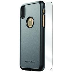 SaharaCase D-A-IX-BK/GY dBulk Series Protective Kit for iPhone(R) X (Mist)