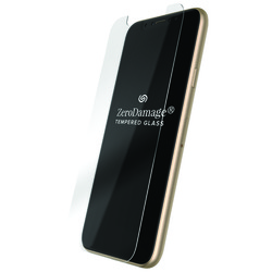 SaharaCase ZD-TG-IX ZeroDamage(R) Tempered Glass Screen Protector for iPhone(R) X