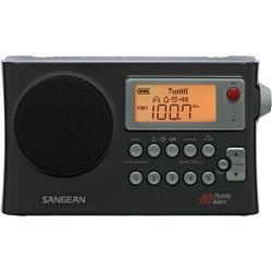 Sangean PR-D4W AM/FM/NOAA Weather Alert Portable Radio