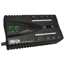Tripp Lite ECO650LCD ECO Series Energy-Saving Standby UPS System with USB Port, LCD Display & Outlets (650VA; 8 Outlets)