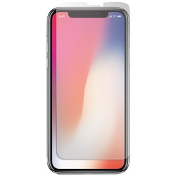 AT&T(R) TG-IX Tempered Glass Screen Protector for iPhone X