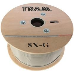 Tram 8X-G RG-8X Tramflex Precision RF Coax Cable (500 Feet)