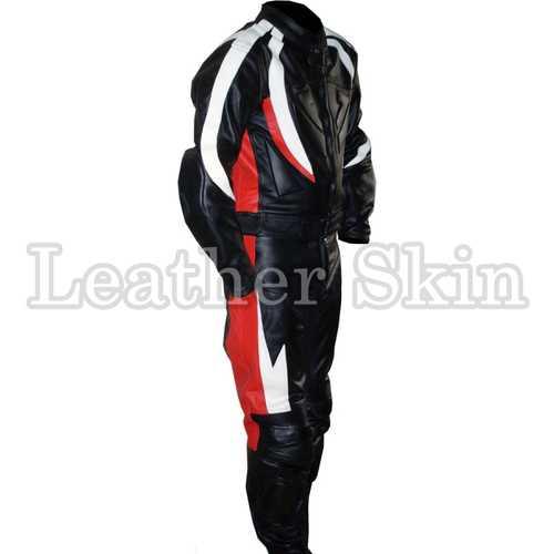 Black Leather Suit