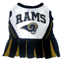 Los Angeles Rams Cheer Leading MD