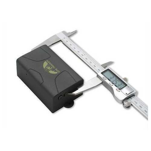 GPS Portable Tracker GSM GPRS Tracking System w/ Listen-In Function