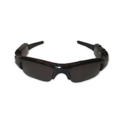 Auto Shut-off Video Recording Sunglasses Polarized Elegant