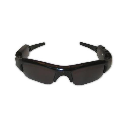 Digital Video Camcorder Sunglasses w/ Easy Playback Feature