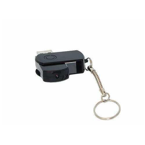 Easy Data Download w/ USB Portable U Disk Spy Camera Rechargeable DVR