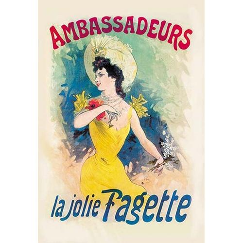 Ambassadeurs: La Jolie Fagette (Paper Poster)