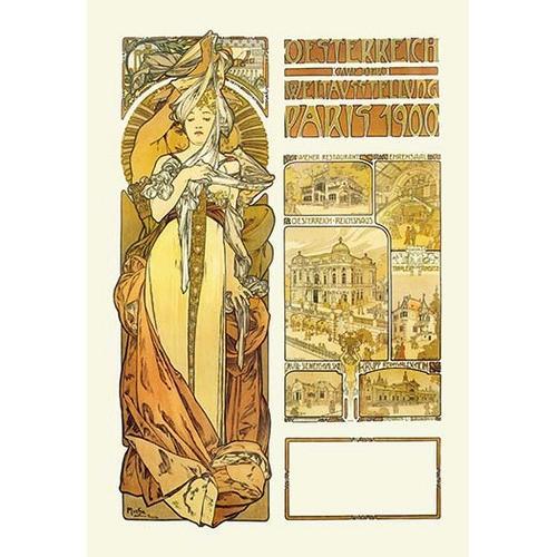 Austria: 1900 (Paper Poster)