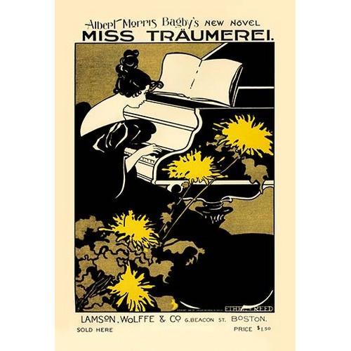 Miss Traumerei (Canvas Art)