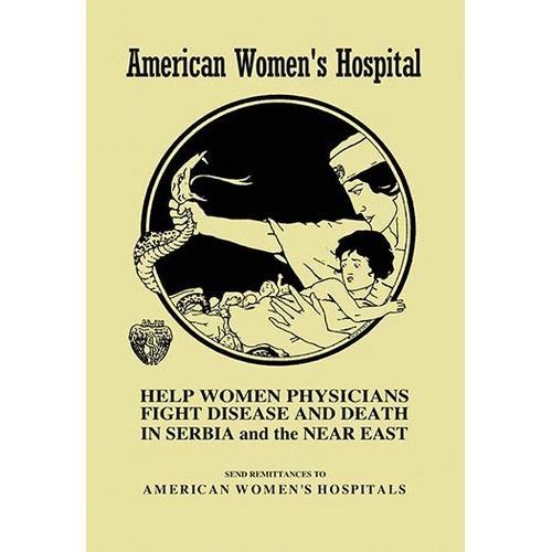 American Women's Hospital (Paper Poster)