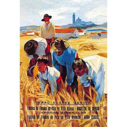 Farming Family-Style (Paper Poster)