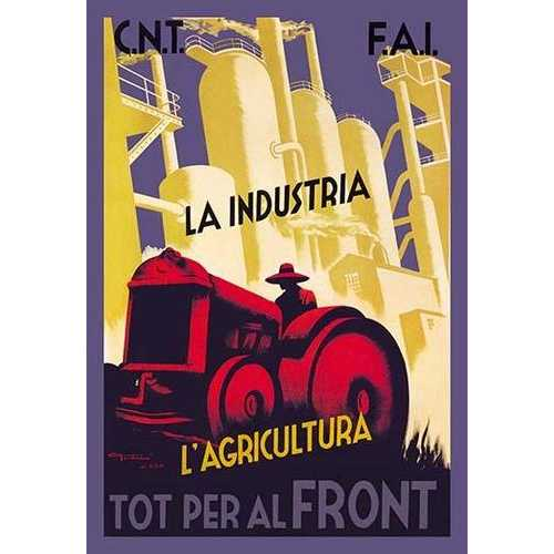 Industry and Agriculture for the Front (Paper Poster)