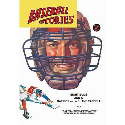 Baseball Stories: Eight Bums and a Batboy #2 (Canvas Art)