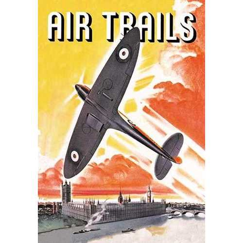 Air Trails (Paper Poster)