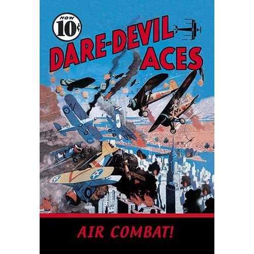 Air Combat! (Paper Poster)