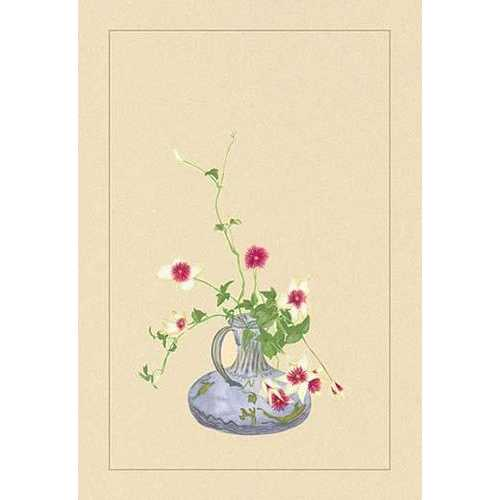 Clematis (Paper Poster)