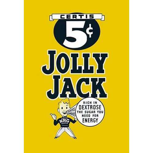 Jolly Jack (Paper Poster)