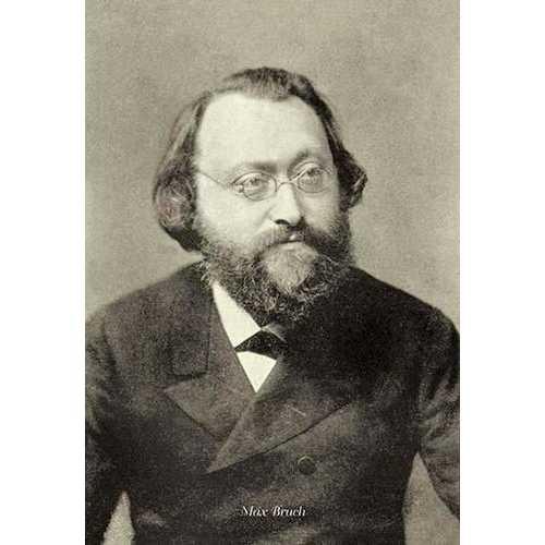 Max Bruch (Fine Art Giclee)