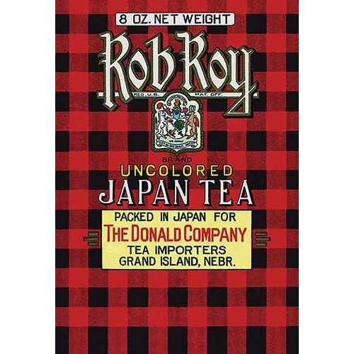 Rob Roy Brand Tea (Paper Poster)