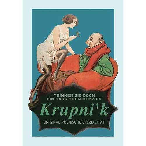 Krupni'k Tea: The Original Polish Specialty (Fine Art Giclee)