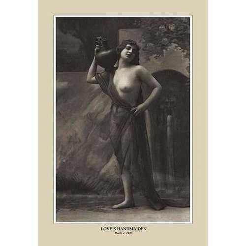 Love's Handmaiden (Canvas Art)