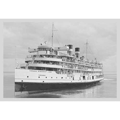 The Canada Steamships Lines (Canvas Art)