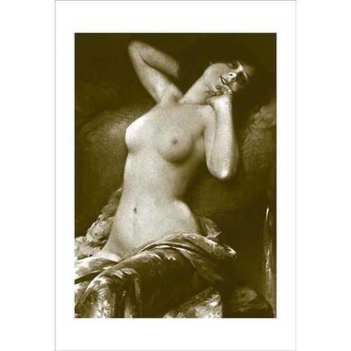 Radiant Nude (Canvas Art)