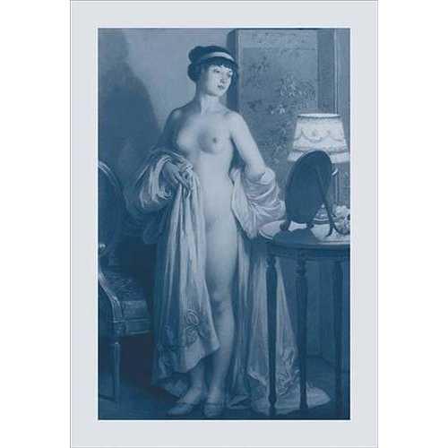 Le Miroir (Canvas Art)