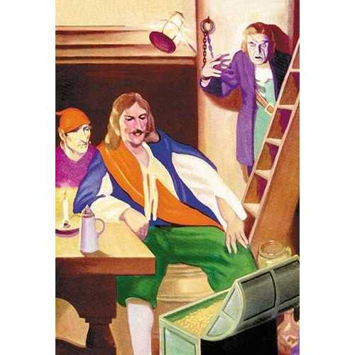 Henry Morgan (Paper Poster)