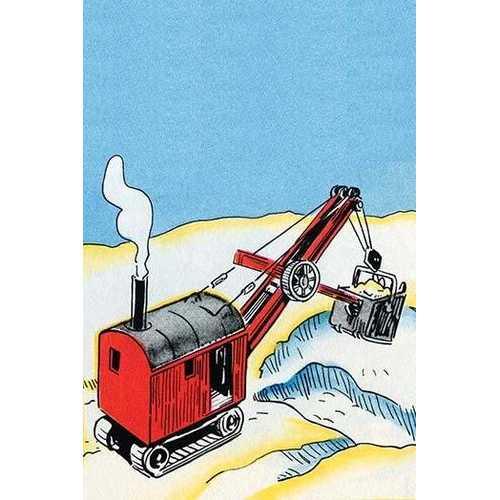 Front End Steam Loader (Paper Poster)