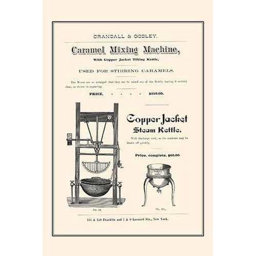 Copper Jacket Steam Kettle (Fine Art Giclee)