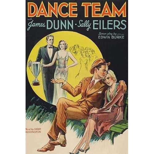 Dance Team (Canvas Art)