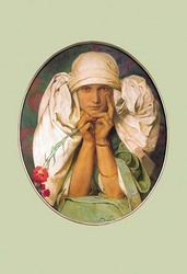Jaroslava Mucha (Paper Poster)