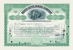 North Butte Mining Company (Canvas Art)