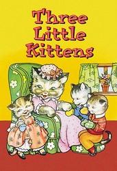 Three Little Kittens (Paper Poster)