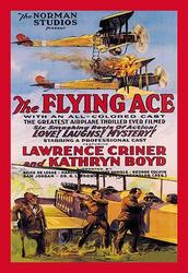 Flying Ace Movie Poster (Fine Art Giclee)