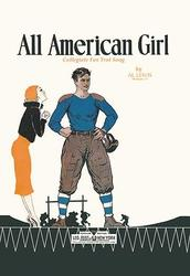 All American Girl (Paper Poster)