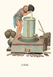 A Distiller (Fine Art Giclee)