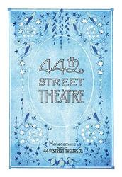 44th Street Theatre (Framed Poster)