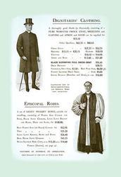 Dignitaries' Clothing (Paper Poster)