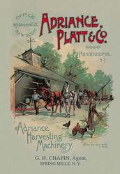 Adriance, Platt and Co. (Paper Poster)