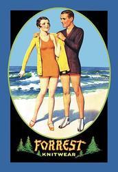 Forrest Knitwear (Fine Art Giclee)