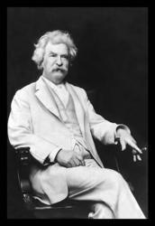 Mark Twain (Fine Art Giclee)