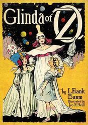 Glinda of Oz (Framed Poster)